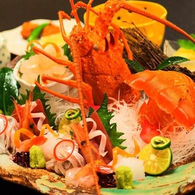 【オススメ】部屋食でゆったりと雲仙の三大美食を堪能。豪華『伊勢海老&鮑&雲仙牛のプラン』