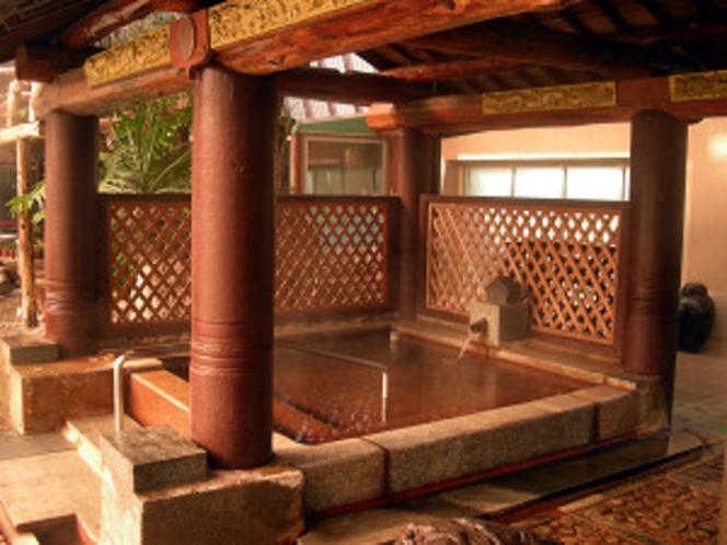 大浴場内風呂