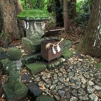 三軒茶屋〜本宮)祓井戸王子