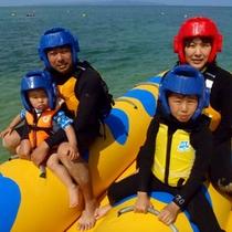 【ドラゴンボート】家族みんなで仲良く挑戦!
