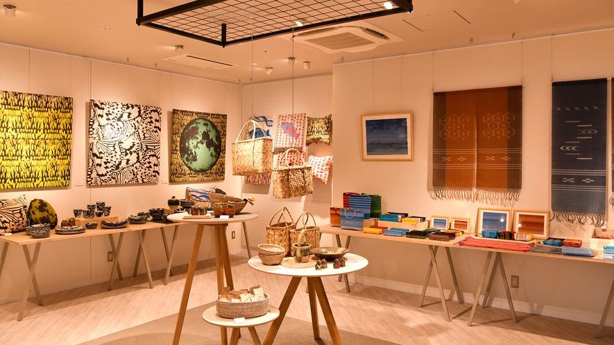 【RESORT SHOP & MARKET】石垣島・八重山諸島で活躍するクリエイターの作品を展示販売