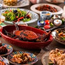 【琉球新天地】新しい食のジャンル「琉球チャイニーズ」をお楽しみください。