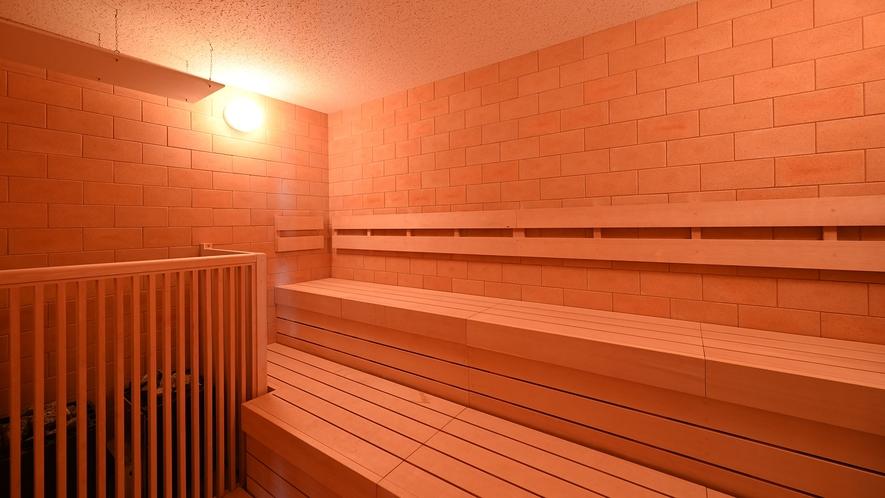 【大浴場】汗をかいて、旅の疲れもリフレッシュ