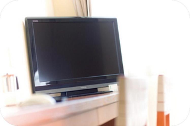 客室TV32型レグザ