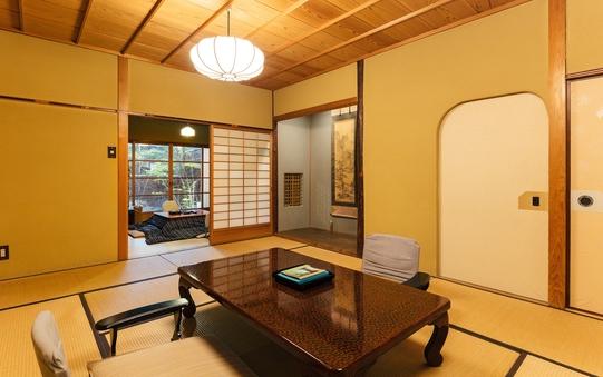 昭和亭(10畳+4.5畳掘りごたつ)