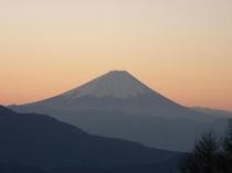 富士山(朝)