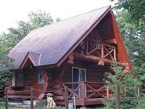 ログハウス4名用の一例