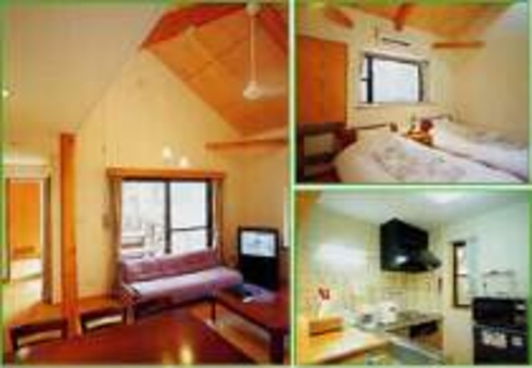 ■【ペットOK】2階建 テラス付 貸し別荘(丸々1棟)