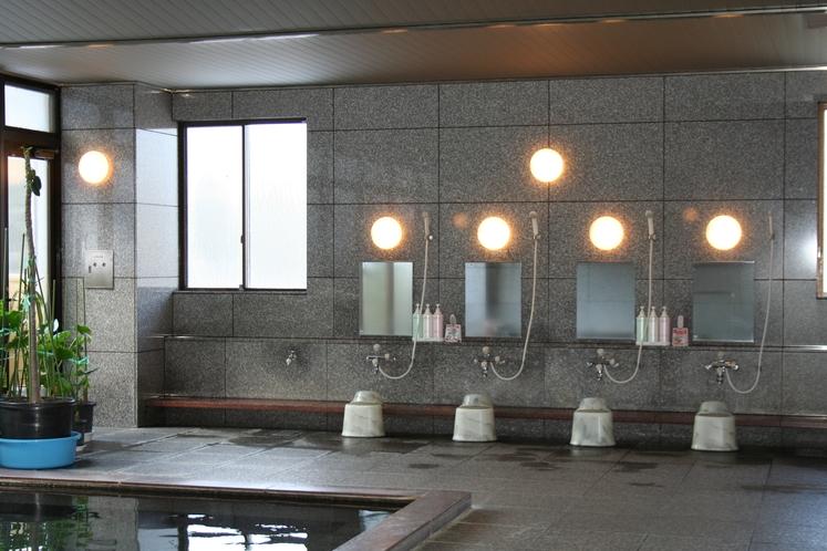温泉 宿泊者専用浴室