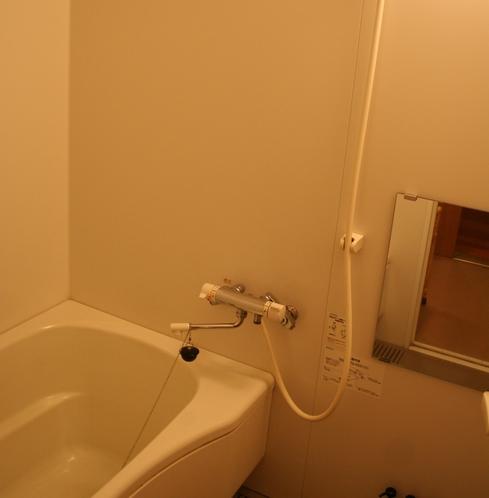 森林浴のお部屋のお風呂