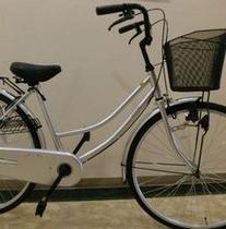 レンタル自転車【3時間まで無料】
