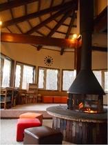 暖炉の部屋ニュー