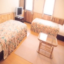 206号室 ツインルーム