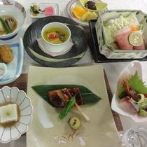 2017【忘年会・新年会】林プラン 料理一例
