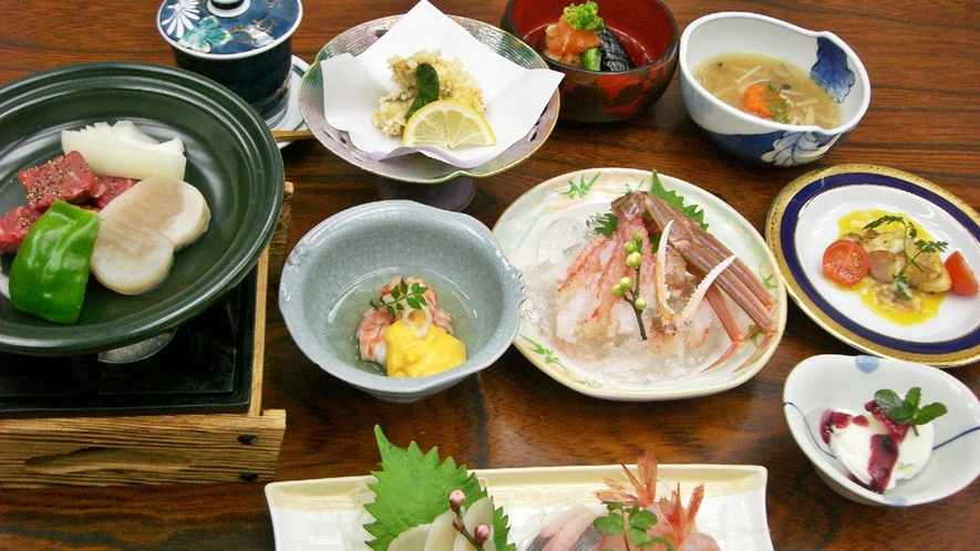 蟹はもちろん、福井の冬はお魚もとってもおいしいです!