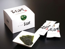 櫟平ホテルオリジナル★「おつまみ生姜海苔」