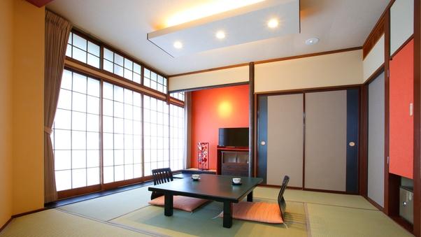 和室8畳【要確認:客室詳細】非喫煙の場合は備考に記入