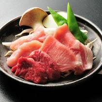 上州牛・鶏・豚のお肉ピックアップ