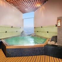 貸切風呂「花見の湯」