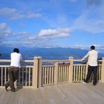 長峰公園 展望台