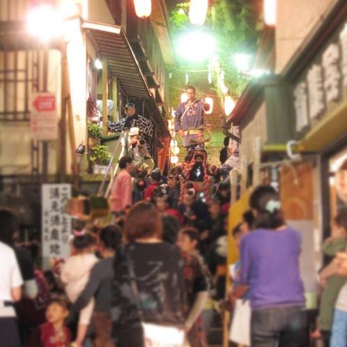 伊香保祭り