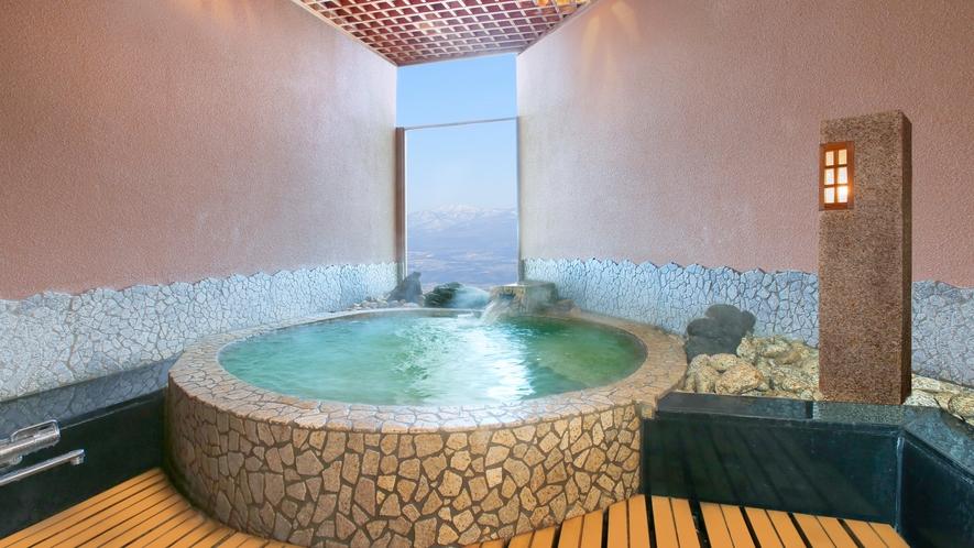 貸切風呂「月見の湯」