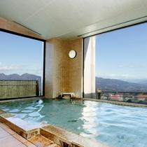 女性用大浴場「桜の湯」