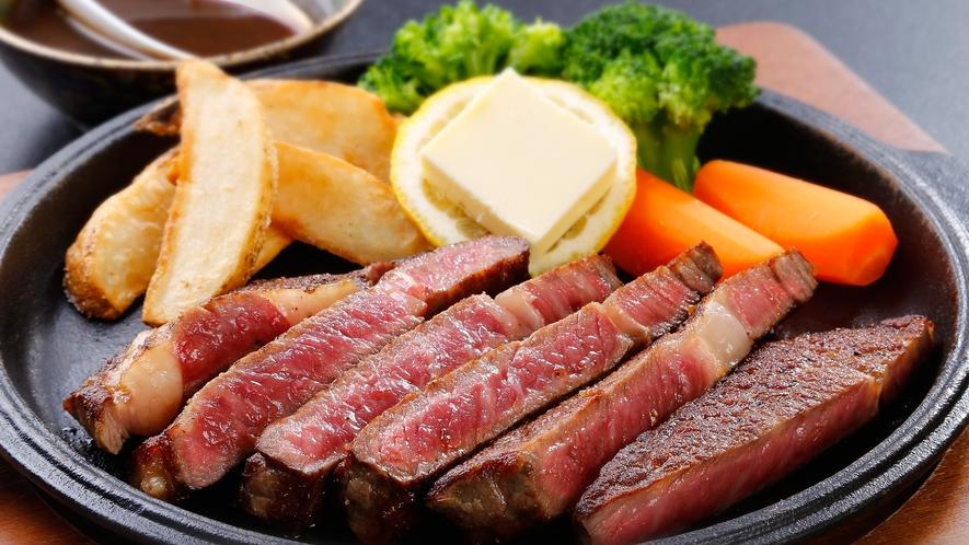 上州牛ステーキ(150g)