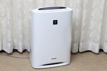 加湿機能付き空気清浄機は全室設置