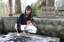 大垣八幡神社(ホテルより徒歩3分)