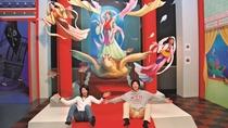 **【お祭りランド:トリックアート「夢」】100mの空間に120点のアートが大集合!