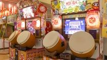 **【お祭りランド ゲームセンター(一例)】人気ゲームでもりあがろう!