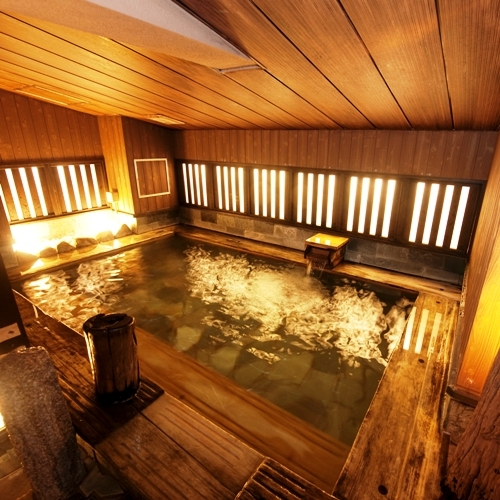 ◆男性大浴場【主浴槽】
