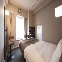 ◆デスクなしダブルルーム 12㎡ ベッドサイズ140