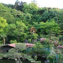 庭園(一例)