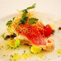 ■夕食IMAGE[金目鯛のコルテ煮込み1]