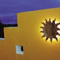 ■メキシコナチュラル89号室[テラスIMAGE1太陽]