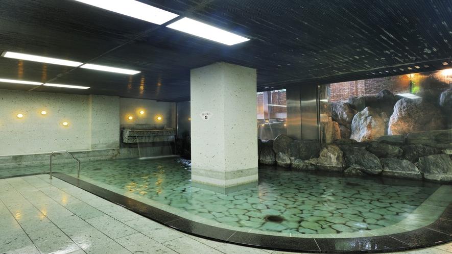 「女性大浴場:岩の湯」※当面の間営業休止。