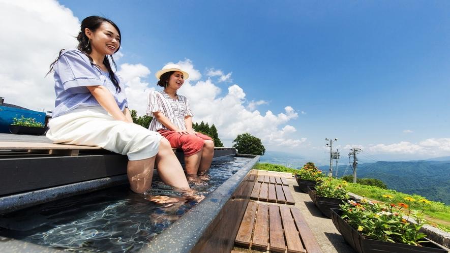 湯沢高原アルプの里 雲の上のカフェ