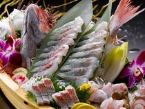 4月プレミアムコース「天然桜鯛」