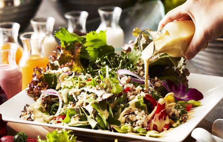 『渥美の野菜畑』 グレインズサラダ