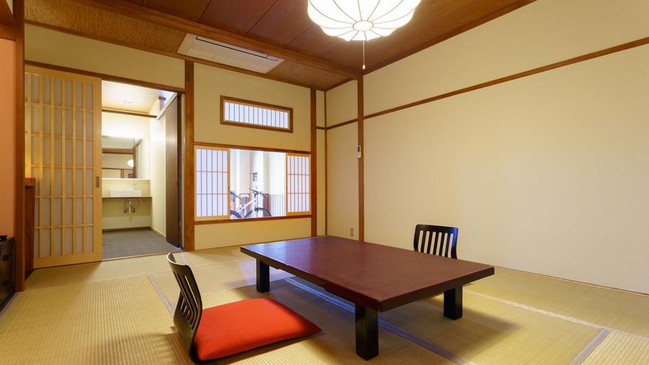 *【紅◆土間&テラス付】和室10畳:H30年2月リニューアル