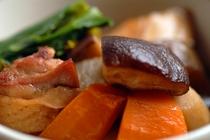 四季の野菜の煮物