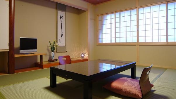 ■ゆったり使えるお部屋■和室10畳(トイレ・洗面付)禁煙