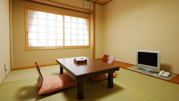 ◆大人1〜2名専用客室◆ 【6畳洗面付】禁煙