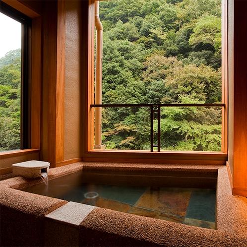 新 特別室~半露天風呂付~