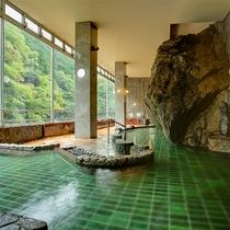 1階内湯~大岩見風呂~