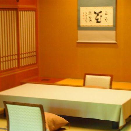 1階客室【胡蝶】床の間
