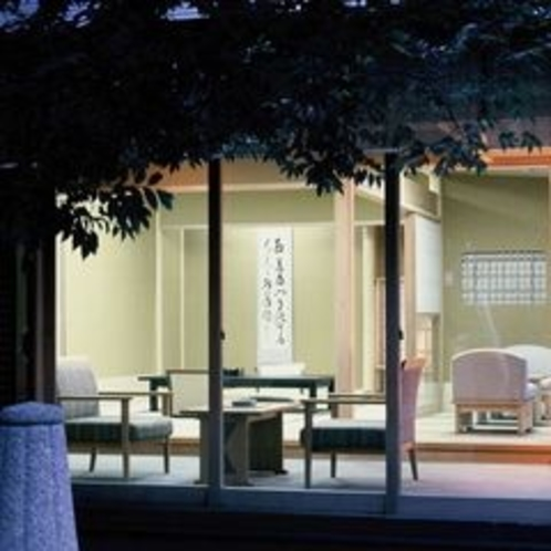 1階露天風呂付き客室【早蕨】外観