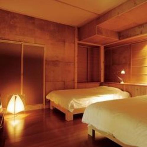【離れ舎】2階ベッド